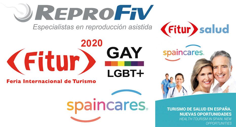 Feria Internacional de Turismo. IFEMA 2020, REPROFIV