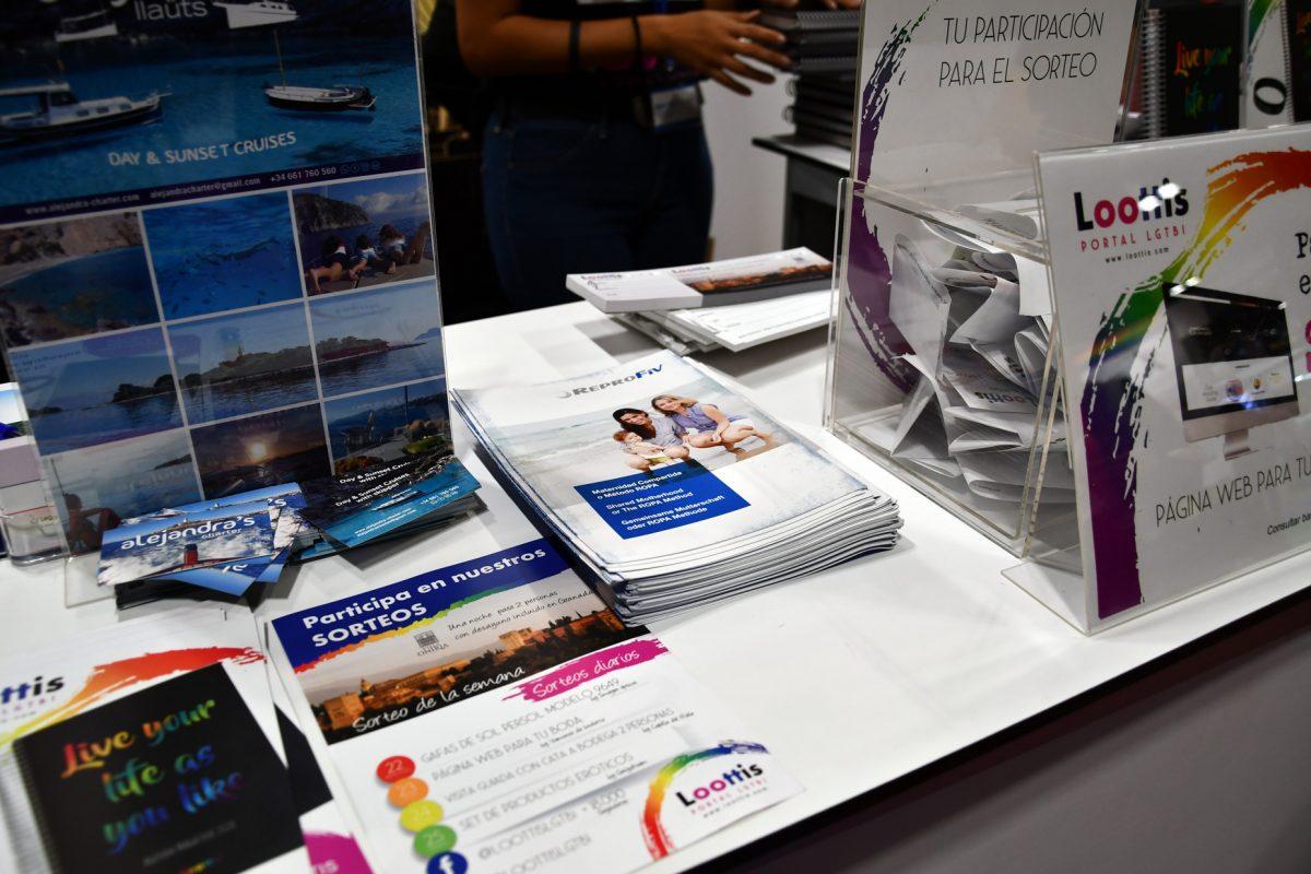 REPROFIV consultas en la FERIA INTERNACIONAL DE TURISMO. IFEMA 2020