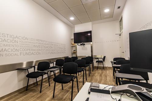 Sala de Formación Reprofiv Consultas